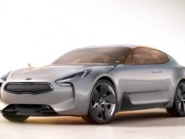 Kia выпустит стильный заднеприводный седан и расширит линию GT