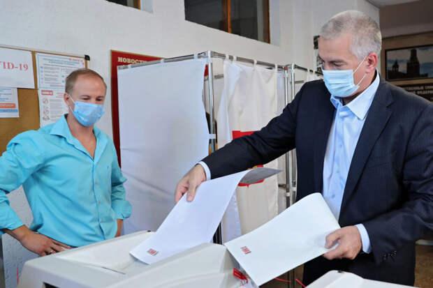 Турция отказалась признавать выборы в Госдуму в Крыму