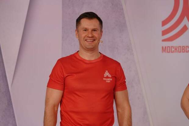 Алексей Немов проведет функциональную тренировку на «Спортивных выходных»