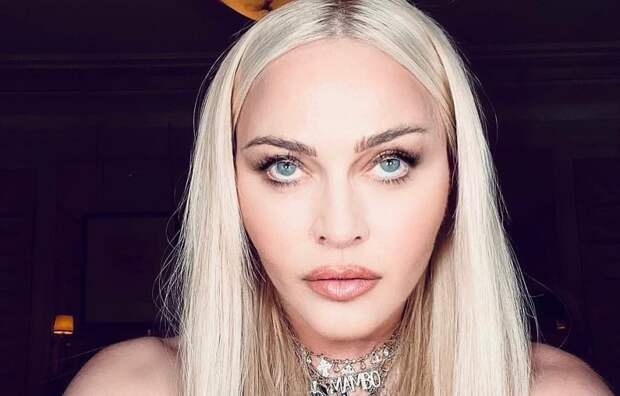 «Хватит операций»: Мадонну критикуют за «растянутое» лицо