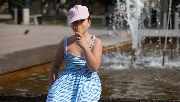 Новая неделя в Московском регионе начнется с жаркой погоды