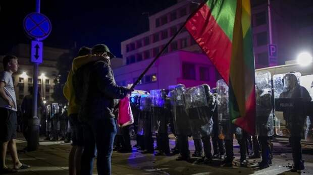 После Лукашенко Литва сцепилась с Китаем: кто выпустил на волю тигра Европы