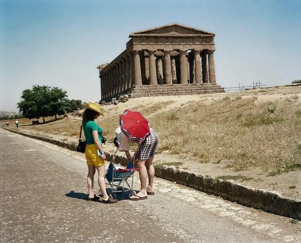 La Dolce Vita – Яркие фотографии прекрасной Италии 80-х