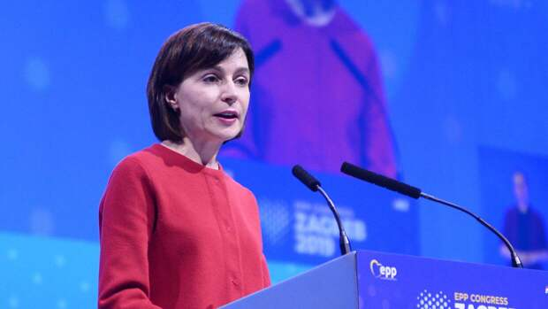 Президент Молдавии хочет пересмотреть сотрудничество с Россией
