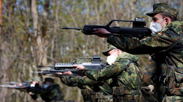 Die Welt: Германия выделяет мало средств на сухопутные войска, не выполняя требования НАТО