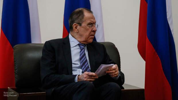 Лавров прокомментировал блокировку Западом российского проекта в ОЗХО