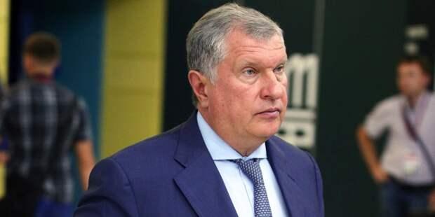 Сечин «покоряет» российских пенсионеров?