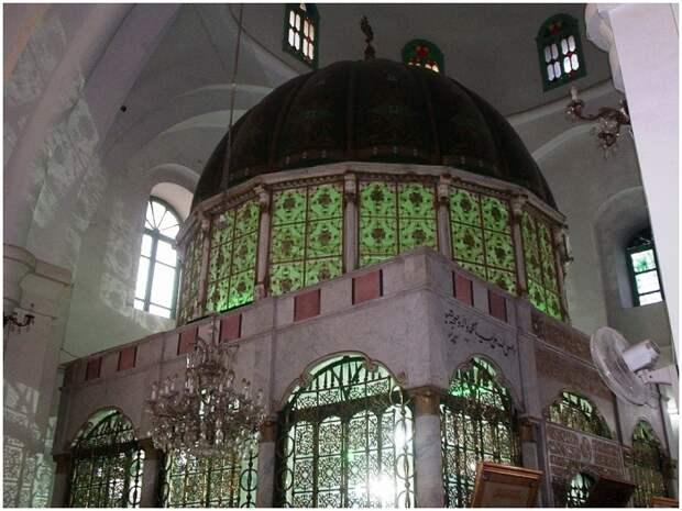 Усыпальница Халида ибн аль-Валида в Хомсе