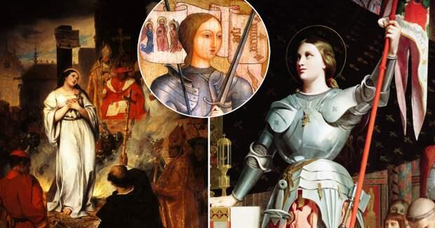 «Позор для короля и Франции»: как Жанну д'Арк продали англичанам