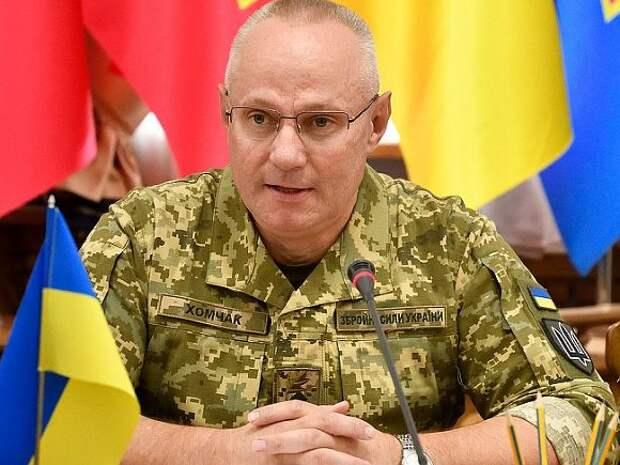 Главком ВСУ заявил, что украинские военные могут применять оружие в ответ на «провокации РФ» на море