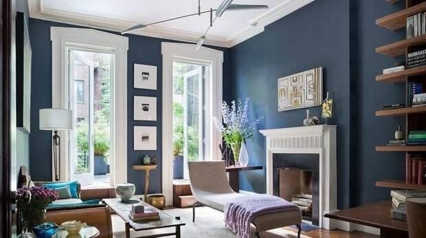 Несколько простых способов зрительно поднять высоту потолка