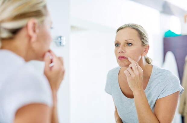 5 признаков нехватки витаминов, которые проявляются на вашем лице