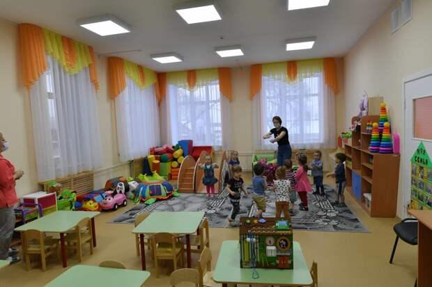 14 детских садов планируют построить в Удмуртии в 2021 году