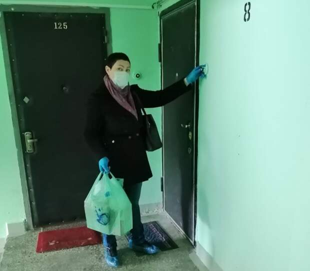 Сотрудники ТЦСО «Бабушкинский» стараются дарить радость своим подопечным