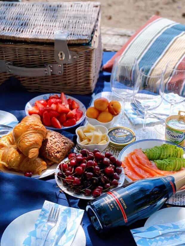 Советы для летнего пикника