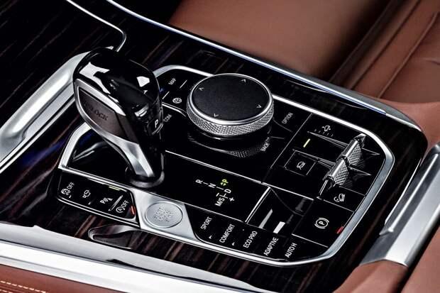 BMW X5 xDrive45e - с шестицилиндровым двигателем.