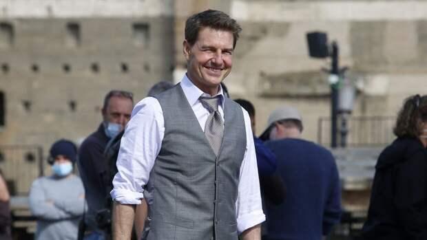 """Том Круз объяснился за скандал на съемках фильма """"Миссия невыполнима — 7"""""""