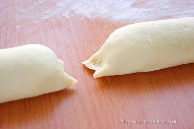 Пирожки-малышки «слоеные» скороспелые... из чудо-теста...