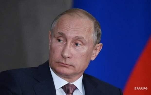 """Задержание """"вагнеровцев"""" в Беларуси Путин назвал операцией Украины и США"""