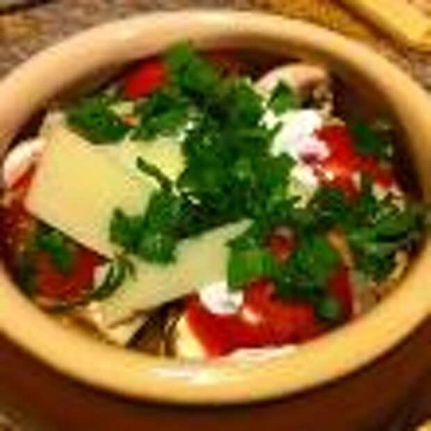 Говядина с овощами, запеченная в горшочках шаг 5