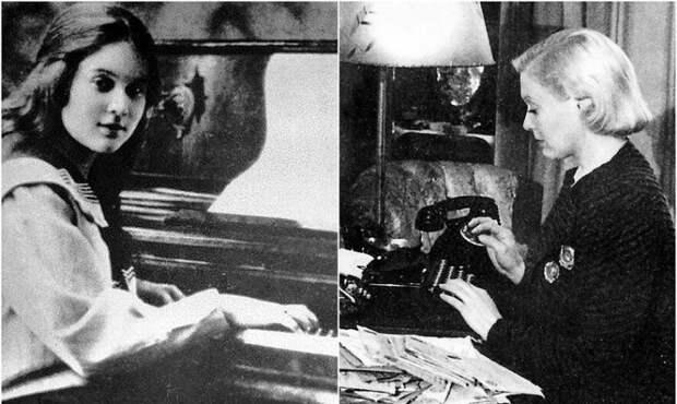 Известные и знаменитые женщины блондинка брюнетка Любовь Орлова