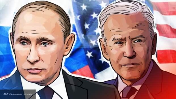 Британцы рассказали о превосходстве Путина на встрече с Байденом