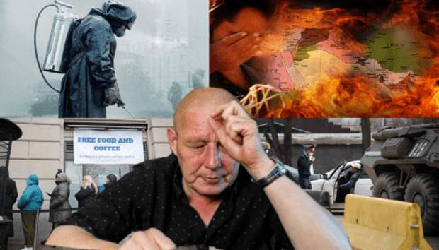 Кшиштоф Яцковский: нас ждут война, гетто, раздача таблеток от радиации и ядовитой еды