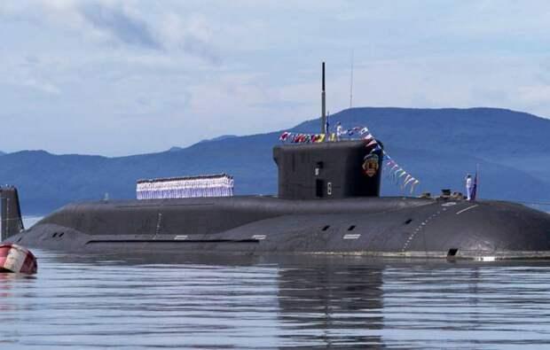 21 мая - День Тихоокеанского флота