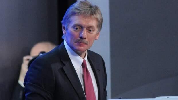 Песков сообщил, что Путин одобрил идею Золотова ужесточить контроль по обороту оружия
