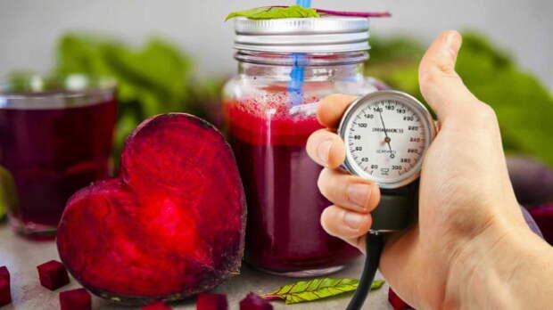 Высокое кровяное давление: три продукта могут снизить риск гипертонии