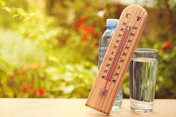 Экстренное предупреждение по сильной жаре объявили на Кубани