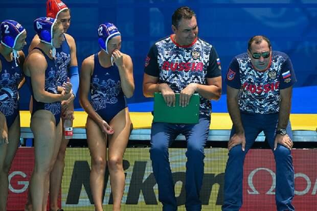 Россия обыграла Венгрию в матче суперфинала Мировой лиги по водному поло