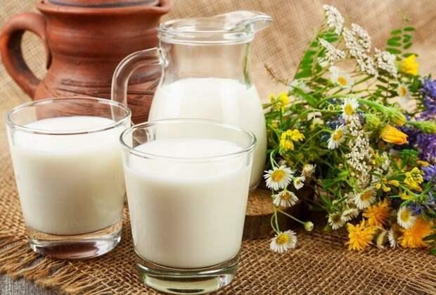 Щепотка соли продлит срок годности молочного напитка/ Фото: 3kmu.ru