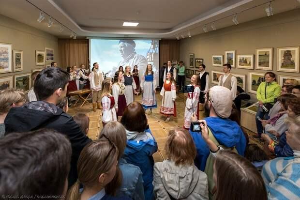 Карелия присоединилась к всероссийской акции «Ночь музеев»