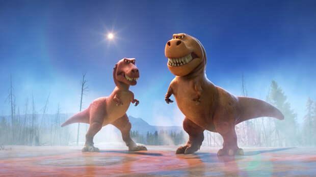 «Хороший динозавр»: Как приручить человека?