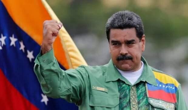 Мадуро меняет нефть навакцину откоронавируса