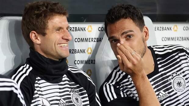 Мюллер и Хуммельс вошли в заявку сборной Германии на Евро-2020