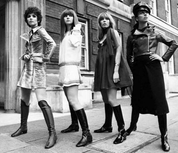 Как в СССР женские сапоги на молнии придумали
