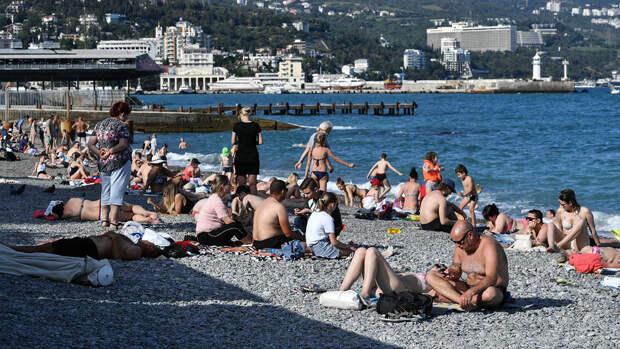 В Гидрометцентре рассказали, когда начнется купальный сезон на Черноморском побережье