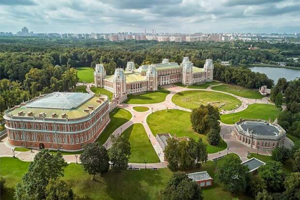 Царские резиденции и дворянские поместья, которые стоит посетить в Москве