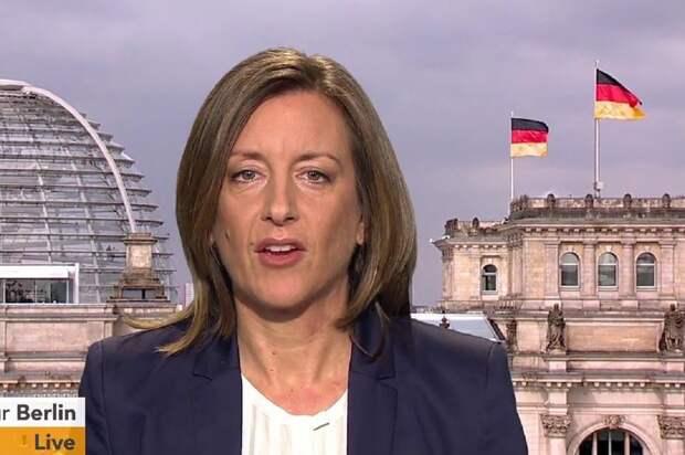 "Германия первой отреагировала на слова Путина о ""хамстве"" Запада"