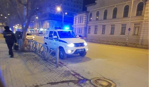 Ювелирный магазин ограбили неизвестные вЕкатеринбурге