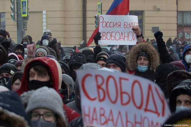 Прокуратура просит признать экстремистскими ФБК и штабы Навального