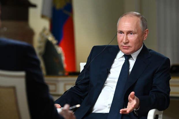 Путин порассуждал о будущем России без него