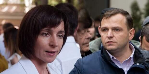 Выборы вМолдавии: Зарубежная поддержка Санду возмутила экс-союзников