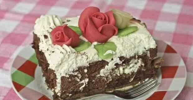 Торт Сказка. Изумительный вкус лакомства вас удивит, ведь готовить его очень просто 2