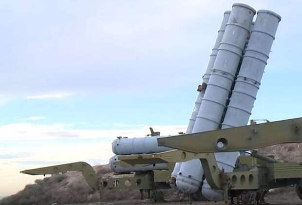 Баку впервые показал кадры уничтожение пусковой установки С-300