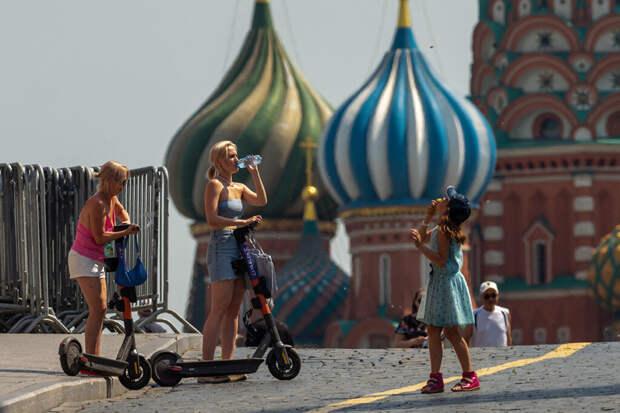 Москву и Центральную Россию в июле ждёт сильнейшая засуха