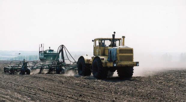 Новосибирские аграрии побили собственный рекорд по темпам закупки новой сельхозтехники