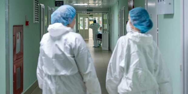 Московские врачи рассказали о помощи Северной Осетии в борьбе с COVID-19 Фото: mos.ru